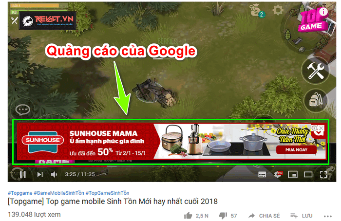 kiếm tiền youtube chủ đề content youtube