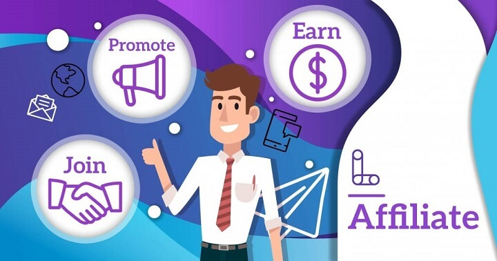 kiếm tiền affiliate marketing